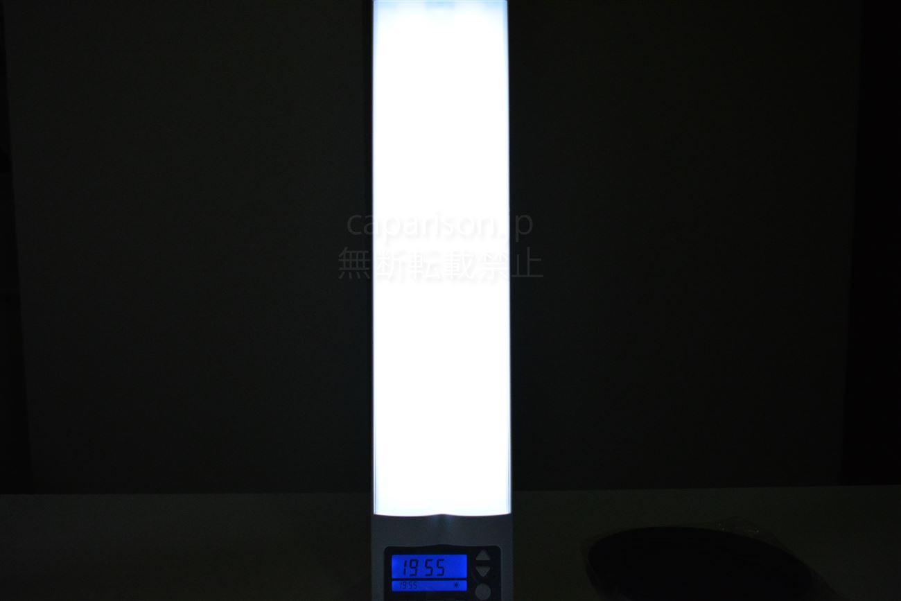 ブライトアップクロック_点灯時画像2